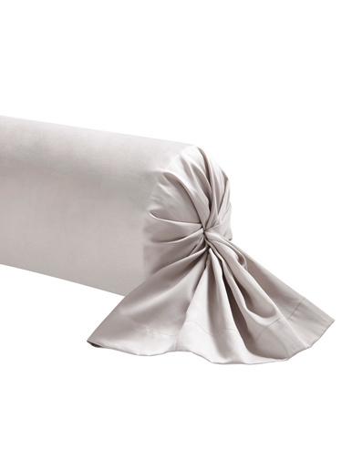 Taie de traversin Triumph Line pur coton - Essix - Galet