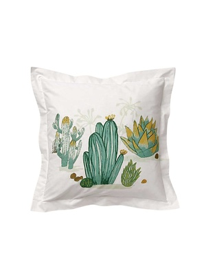 Taie d'oreiller cactus