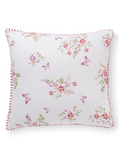 Taie d'oreiller pur coton BOUQUETS - Carré d'azur - Bouquets