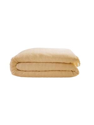 Couvre-lit tuft pur coton 215g/m2