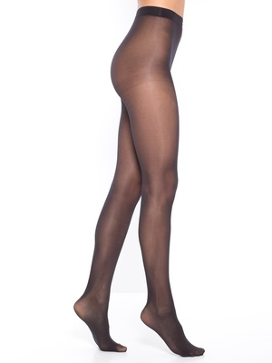 Collants microfibre 40 deniers lot de 2