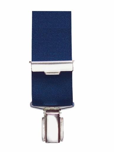 Bretelles élastiques réglables - Honcelac - Bleu