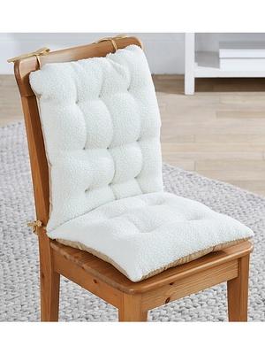 Coussins assise et dos pour chaise