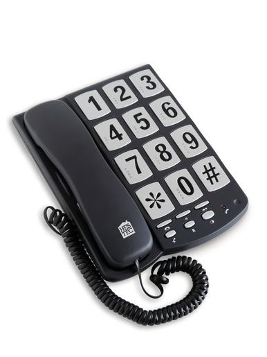 Téléphone à touches extra larges -  - Noir