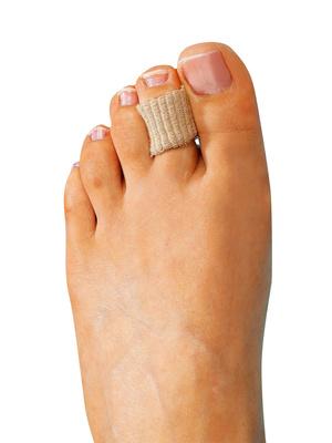 Bandage tubulaire gel silicone lot de 2