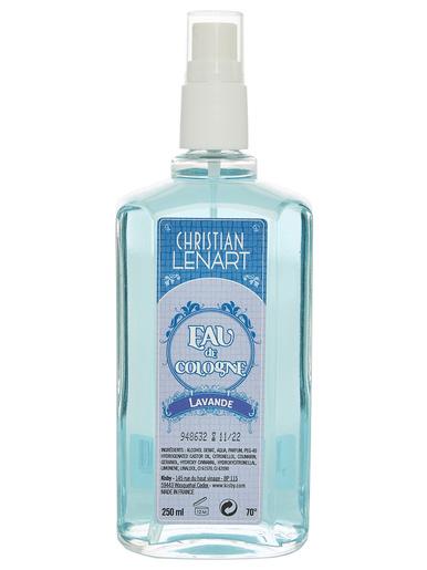 Eaux de cologne véritables 250ml - Christian Lenart - Lavande
