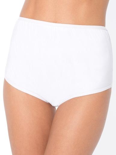 Culottes d'incontinence PVC lot de 2 -  - Blanc