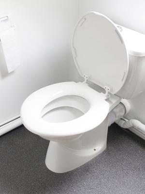 Lunette de WC extra large