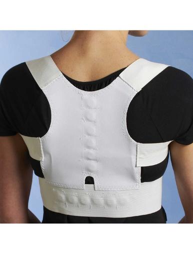 Support magnétique pour le dos -  - Blanc
