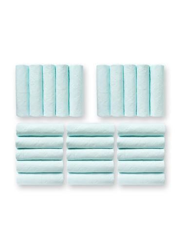 Alèses de lit lot de 25 -  - Blanc