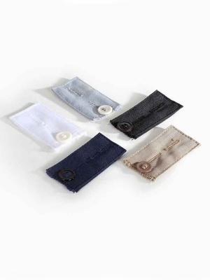 Lot 5 élargisseurs pantalon avec bouton