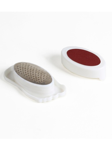 Boîte soins des pieds -  - Blanc