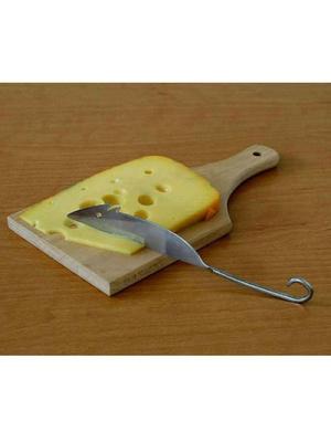 Couteau à fromage forme souris