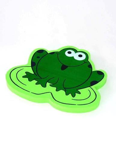 Protège-genoux motif grenouille - Casâme - Vert