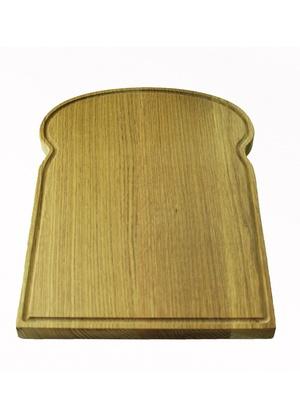 Planche à découpe forme tartine