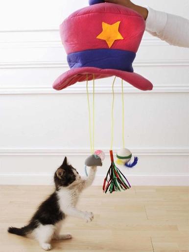 Chapeau magique pour chats - Casâme -
