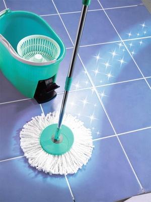 Ensemble lave-sol rotatif