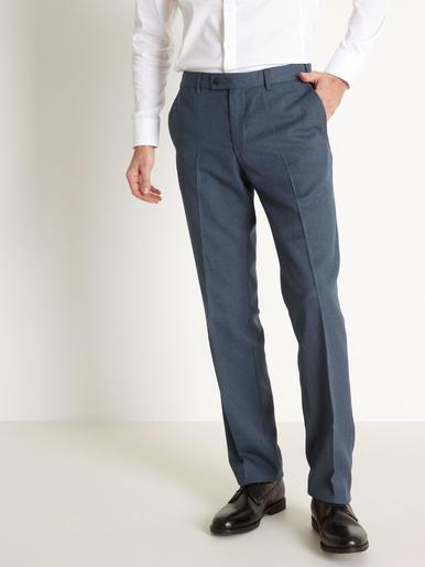 Pantalon ceinture à réglage invisible - Honcelac - Marine