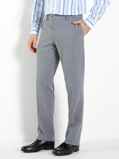 Pantalon ceinture à réglage invisible - Honcelac - Gris