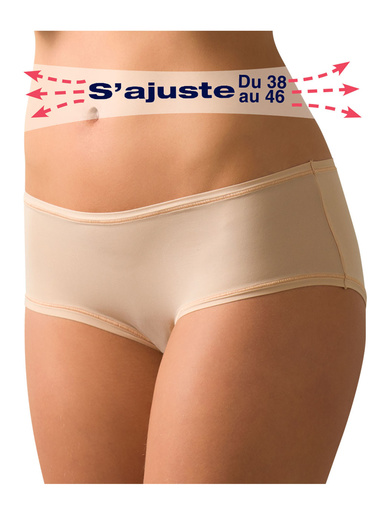 Boxer ultra extensible Secret de Beauté - Athéna - Skin