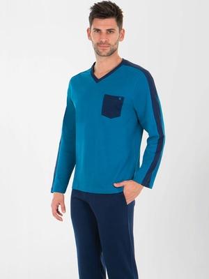Pyjama col V
