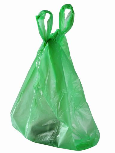 Lot de 100 sacs hygiéniques parfumés -  - Vert