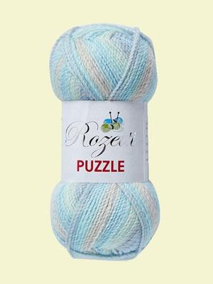 Fil à tricoter Puzzle