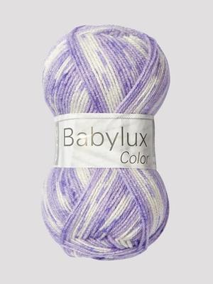 Fil à tricoter Babylux Color