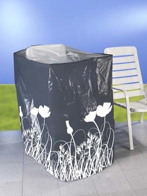 Housse chaises de jardin dossier 100cm