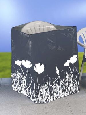 Housse chaises de jardin dossier 80cm