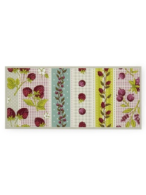Tapis antiglisse fruits