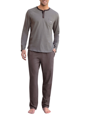 Pyjama en pur coton bio