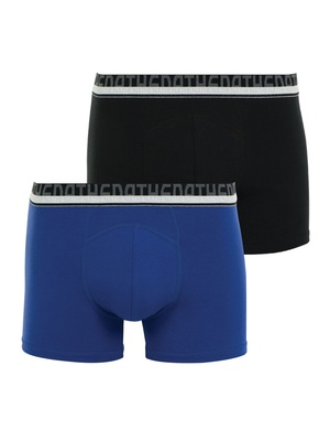 Lot de 2 shorties en coton bio