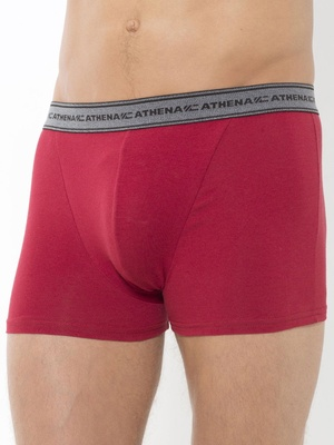 Shorties coton stretch Athena lot de 4