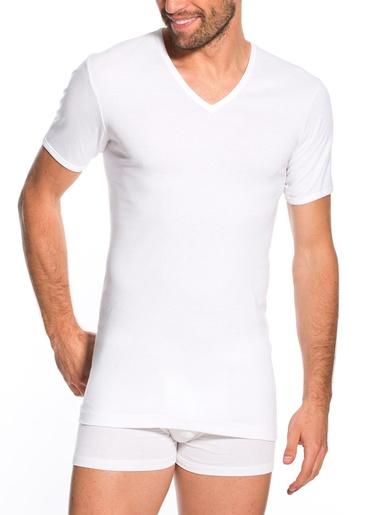 Maillots manches courtes coton lot de 2 - Eminence - Blanc