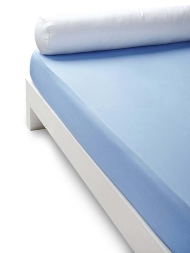 Traversin moelleux anti-acariens - Lestra - Blanc