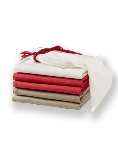 Lot de 6 serviettes de table - Calitex - Assortis