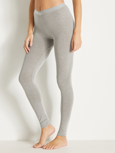 Legging thermorégulant Ever Balance - Sloggi - Gris chiné