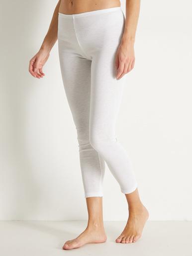 Legging en maille Thermovitex® -  - Blanc