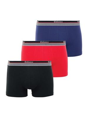 Lot de 3 boxers Trio Select