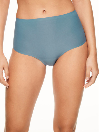 Culotte SoftStretch invisible 36 au 44 - Chantelle - Vert