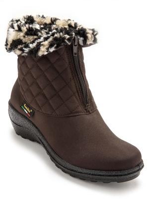 Boots fourrées dessus SAMITEX®