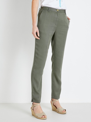 Pantalon fluide en lyocell
