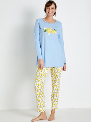 Lot de 1 pyjama + 1 pantacourt