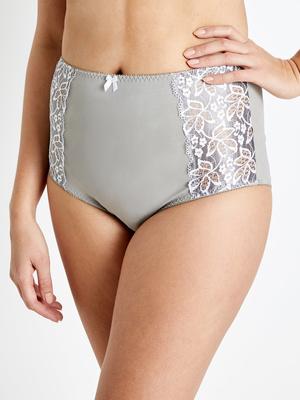 Culotte maxi, effet ventre palt