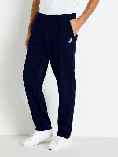 Pantalon de sport, 30% laine - Honcelac - Marine