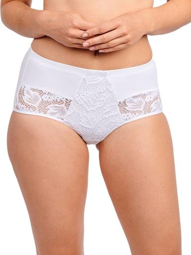 Culotte haute Adèle - Sans Complexe - Blanc