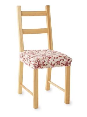 Lot de 2 galettes de chaises élastiquées
