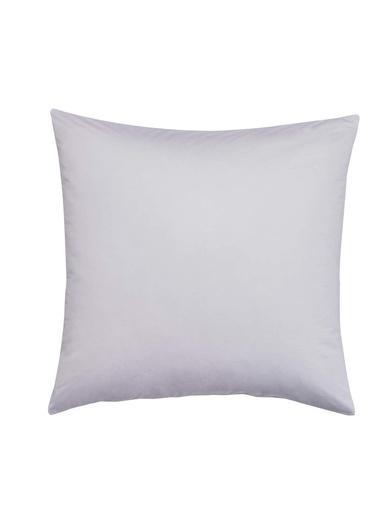 Taie d'oreiller imperméable en Tencel® - Carré d'azur - Blanc