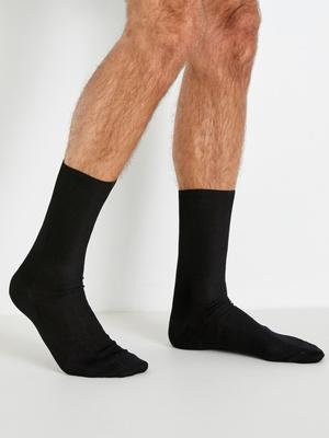 Lot 2 paires mi-chaussettes non comprima